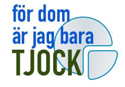 Radiodokumentären - För dom är jag bara tjock. Av Kjell Eriksson